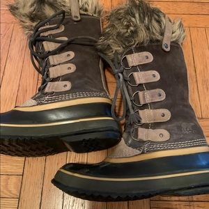 Sorel Winter Boots Size 7